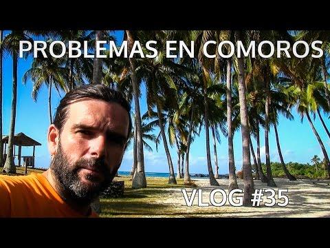 Problemas en Comoros. VLOG #35