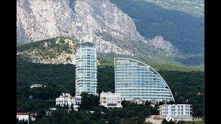 видео Достопримечательности Мисхора - Мисхорский парк, Русалка, Черное море