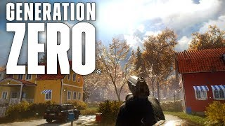 Generation Zero #08 | Vermisste Personen | Gameplay German Deutsch thumbnail