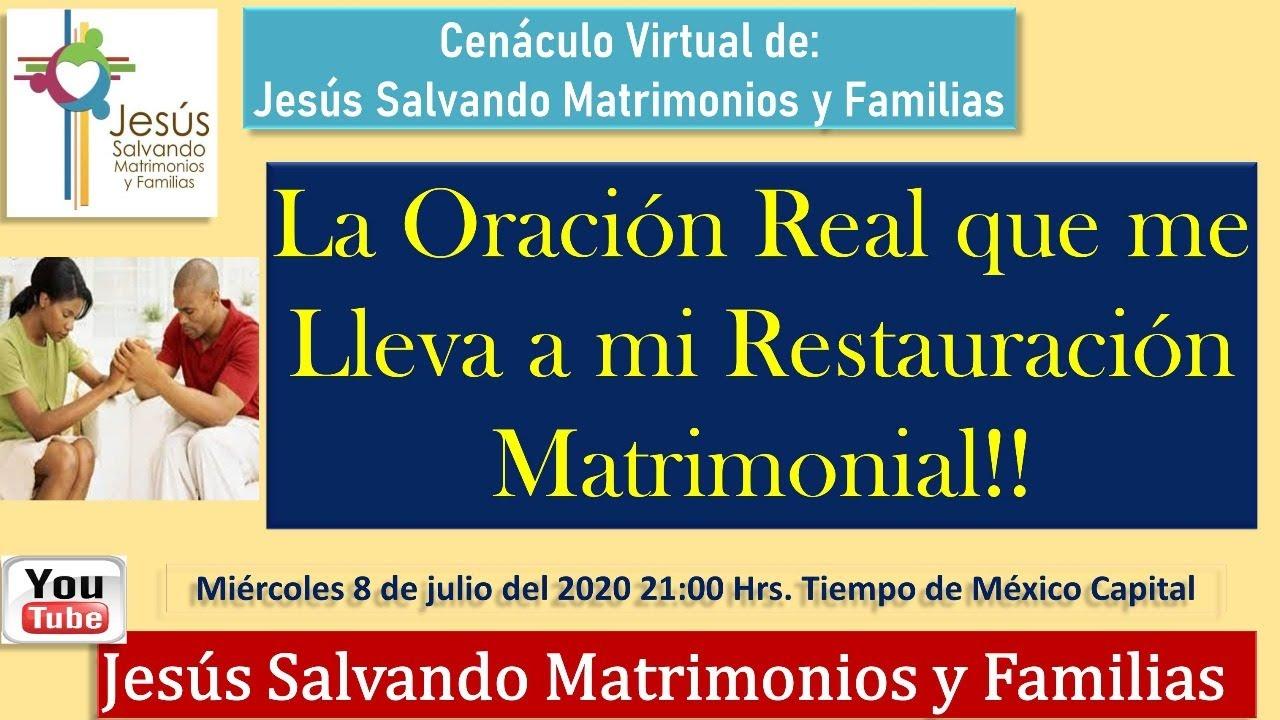 #La Oración Real que me Lleva a mi Restauración Matrimonial