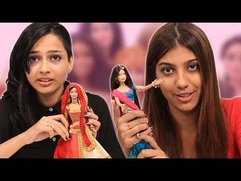 Thumbnail: Indian Girls Review Indian Barbies