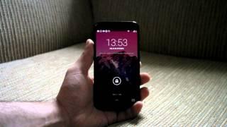 Novo Moto X (2ª geração) Notificações e Comandos de voz