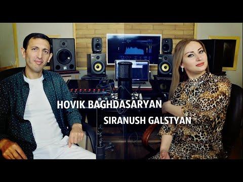 Hovik Baghdasaryan & Siranush Galstyan - Sirac Yaris (2020)