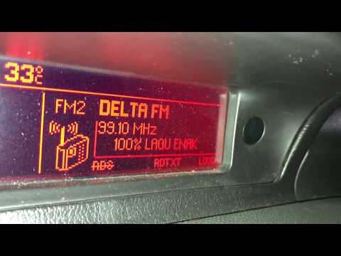 Citroen C5 Rd4 Aux Input Installation And Activation With
