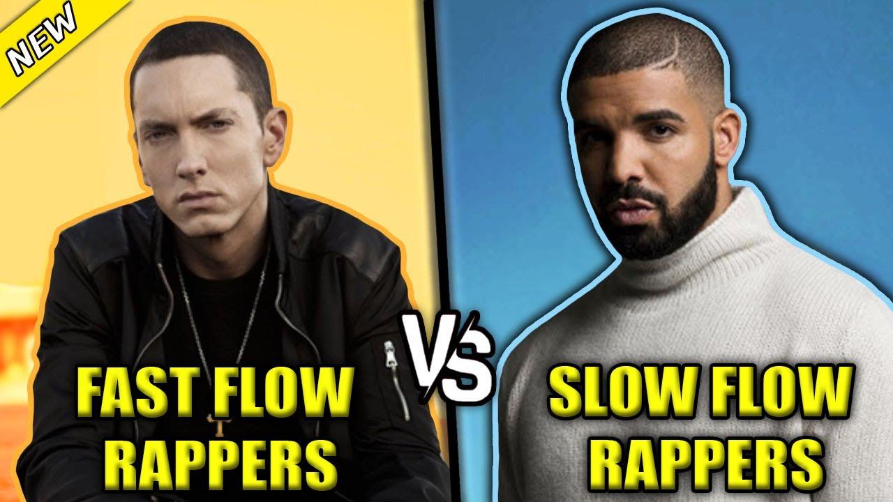 Download FAST FLOW RAPPERS VS SLOW FLOW RAPPERS