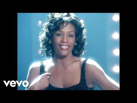 Whitney Houston - Try It On My Own (Official Music Video)