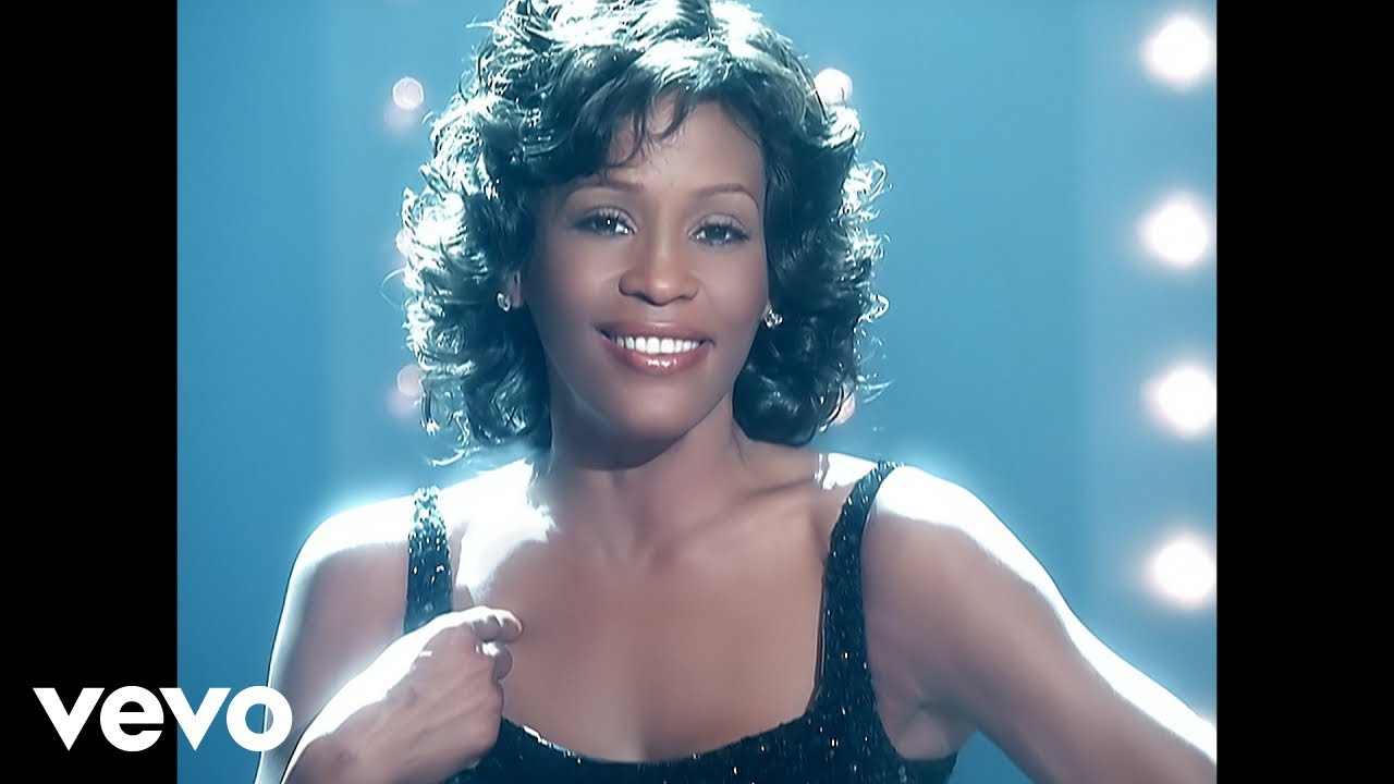 Whitney Houston - Try It On My Own