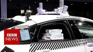 Motor City goes driverless - BBC News