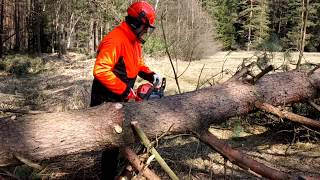 Best Hobby Chainsaw Husqvarna 130 !!! TOP CHAINSAW !!!