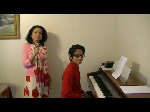 Hasi Ban Gaye~ Female Cover by Atreyee with Rohit on Piano