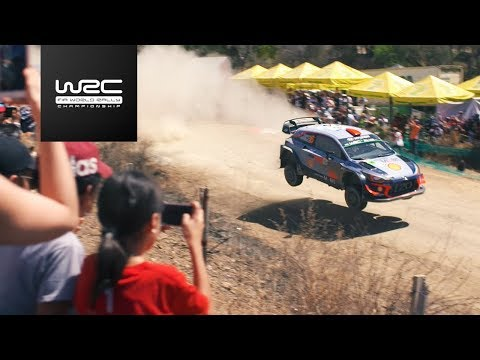 WRC - Best of Rally Guanajuato México 2018!