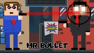 Monster School || Mr Bullet Spy Puzzel Challenge || Monster School