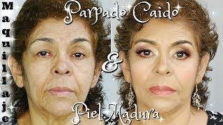 Maquillaje De Ojos Parpados Caidos | Paso A Paso (Profesional) GlamJackie