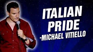 Michael Vitiello: Italian Pride (Stand Up Comedy)