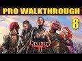 Divinity: Original Sin 2 Walkthrough Tactician Mode Part 8 - Hidden Alcove to Fort Joy Ghetto