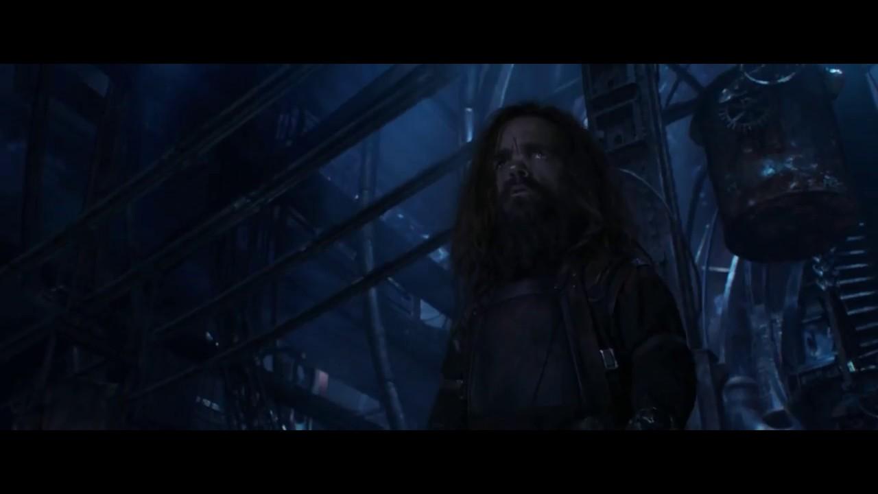 Peter Dinklage Infinity War