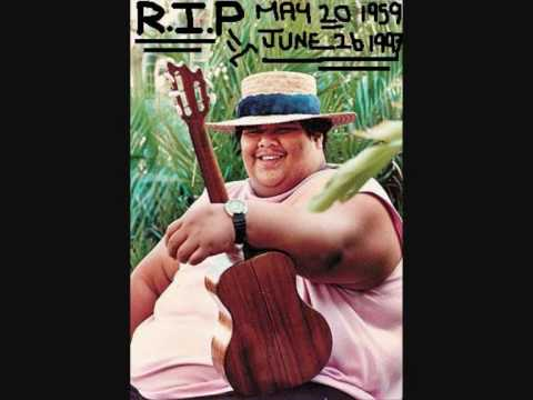somewere over the rainbow - israel Kamakawiwo'ole