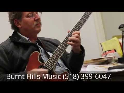 Guitar Lessons in Albany NY at Burnt Hills Music