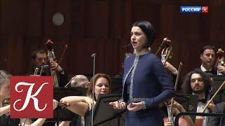 Смотреть видео Концерт Асмик Григорян в концертном зале Зарядье. Новости культуры с В. Флярковским 19.01.20 онлайн