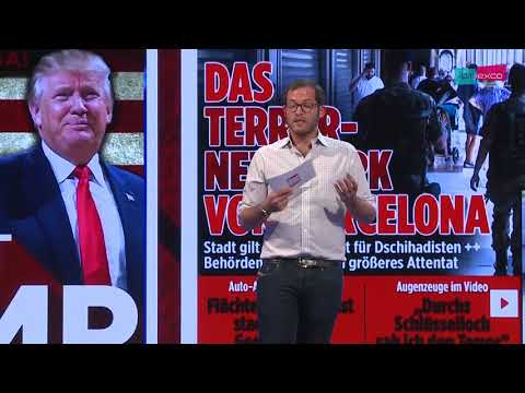 dmexco:video // BILD - Schwarz, Rot, Live!