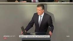 Europäische  Flüchtlingspolitik im Bundestag am 22.04.20