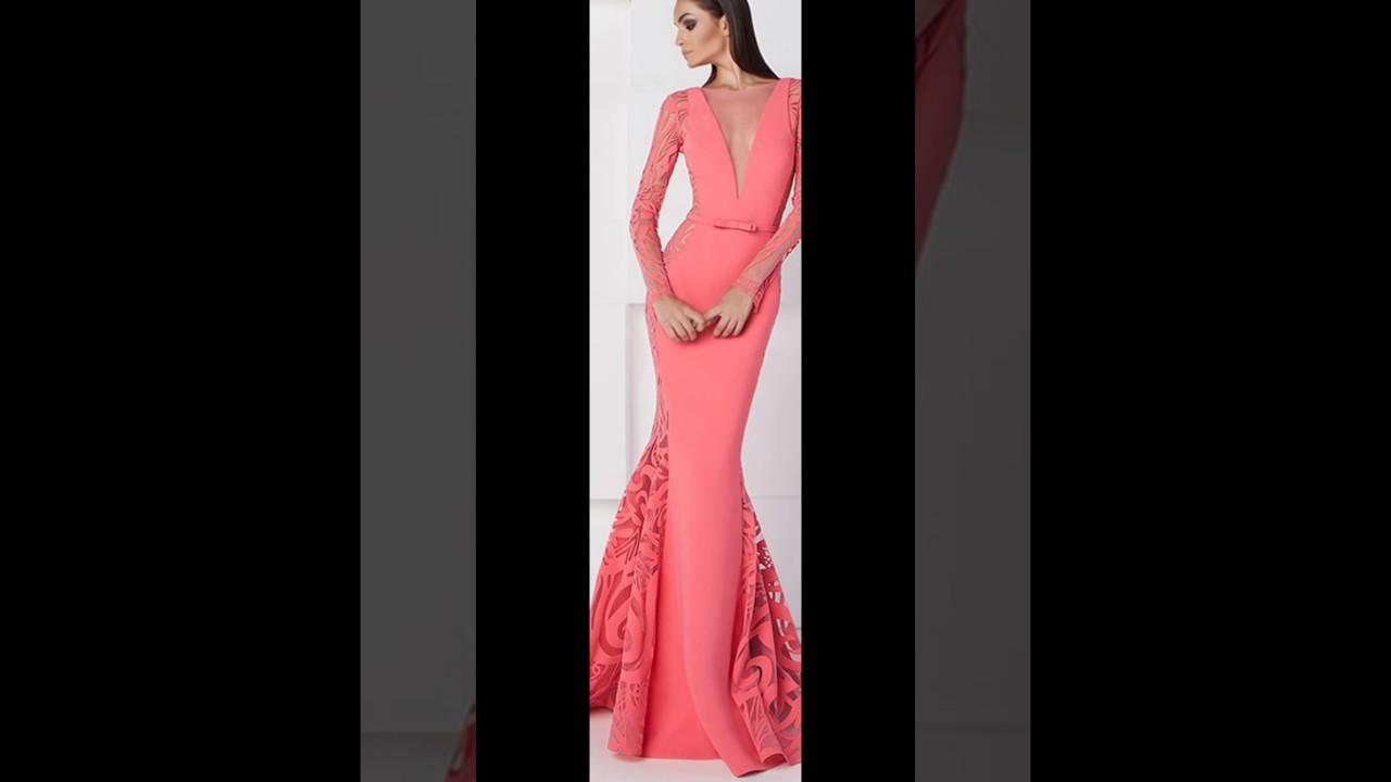1af942527a Moda s Los Vestidos de Fiesta Más Hermosos y Elegantes del mundo ...