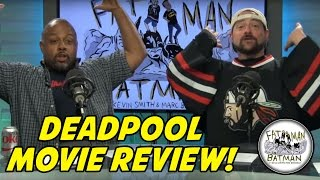 DEADPOOL MOVIE REVIEW!