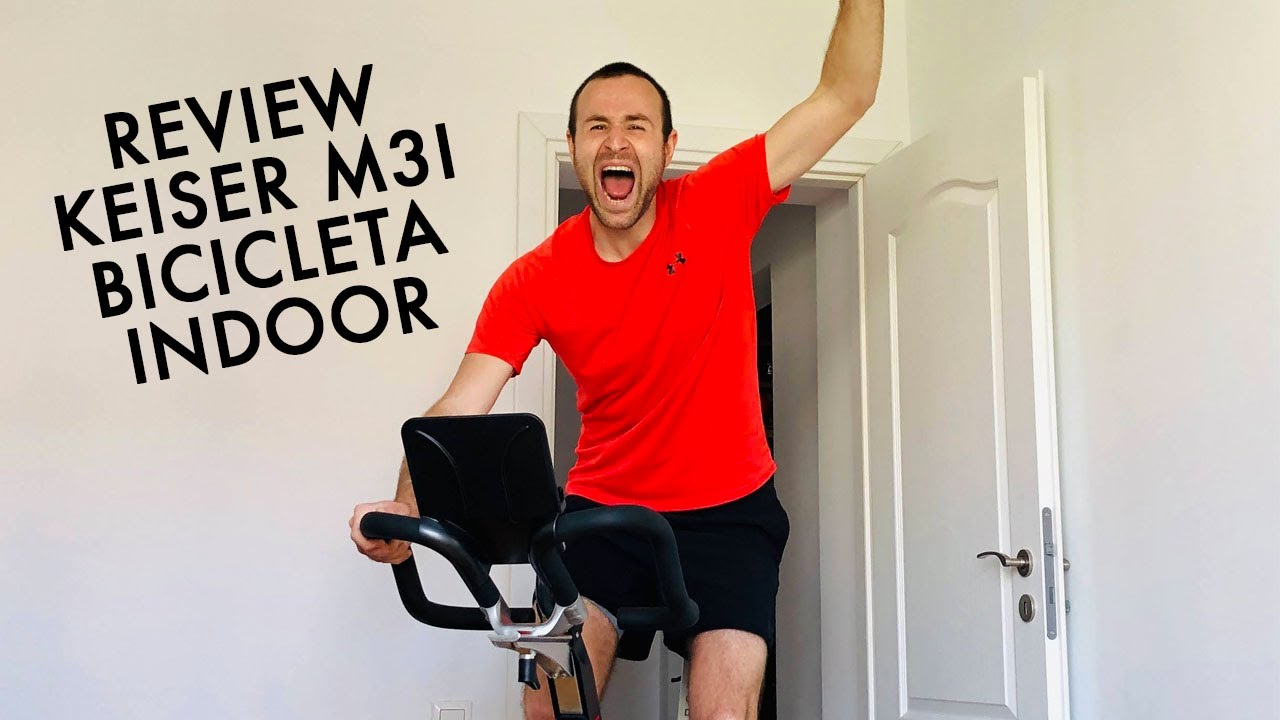 Review Keiser M3i - bicicletă indoor de cycling / spinning
