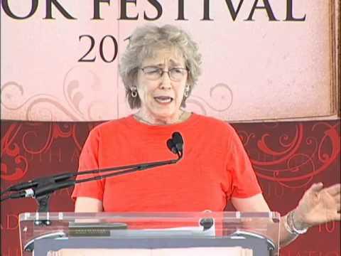Martha Grimes: 2010 National Book Festival