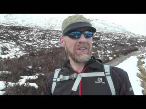 Salomon Glen Coe Skyline - Gary Tompsett Describes part of the Bad Weather Route