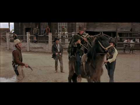 The Scene That Created a LEGEND! A FISTFUL OF DOLLARS (1080p) CLINT EASTWOOD