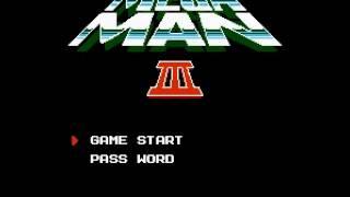 Mega Man 3 - TItle Theme - User video