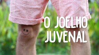 Baixar O Joelho Juvenal, de Ziraldo :: O Baú da Camilinha :: Contação de Histórias