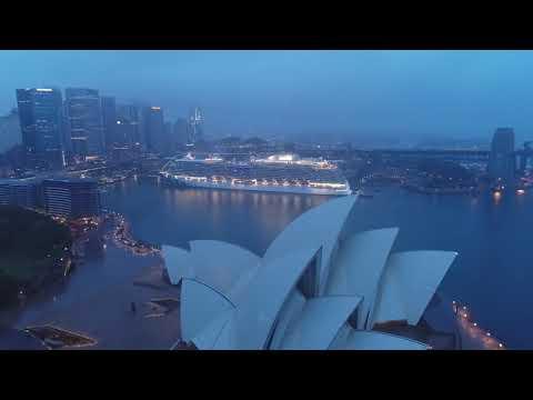 Majestic Princess kicks off 2019/20 Australasian cruise season