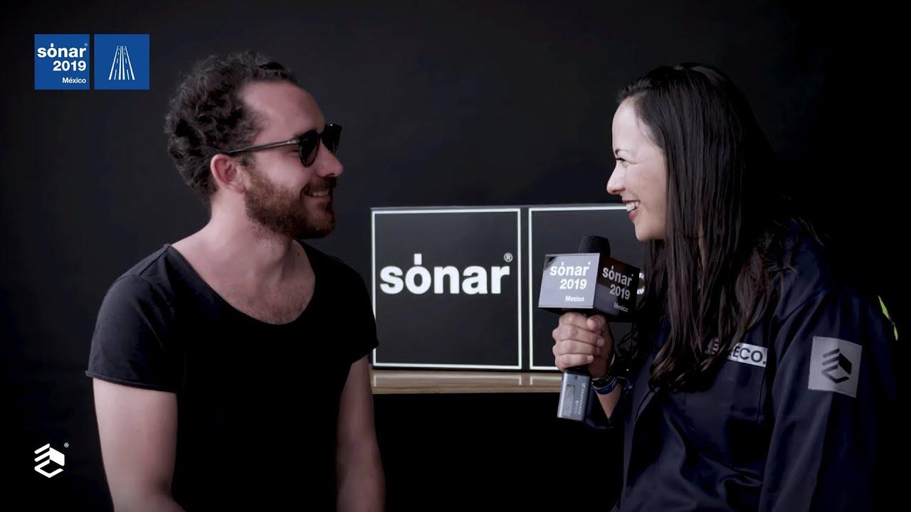Roderic - Entrevista Sónar México.