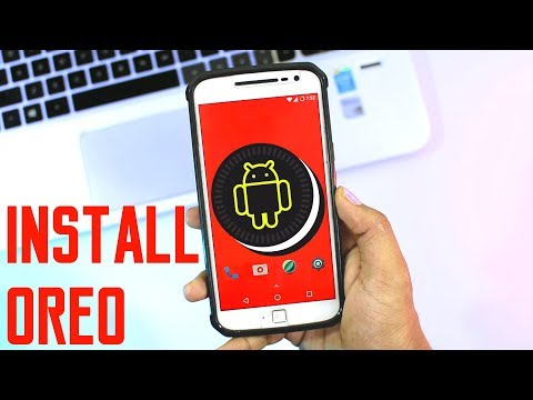 How To Install Android OREO On Any Android Phones (No Root)