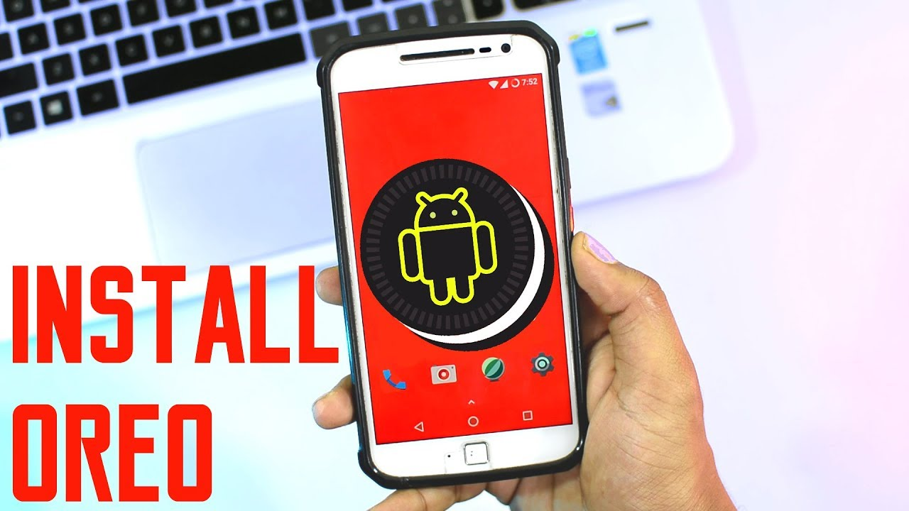 How To Install Android OREO On Any Android Phones (No Root)  #Smartphone #Android