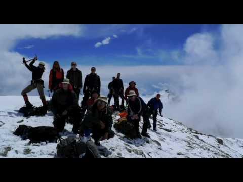 Yamnuska - Intro to Mountaineering - Part 1