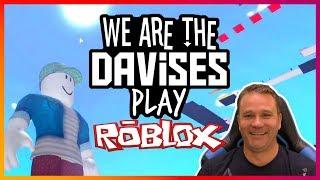 Dieser Parkour wird immer knifflig | Roblox Mega Fun Obby EP-36 | Wir sind die Davises Gaming