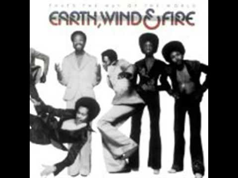EARTH WIND AND FIRE 1975 THATS THE WAY OF THE WORLD ALBUM LIVE...DJ DIGGS