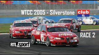 WTCC 2005 - Silverstone - Race 1 (FR)