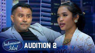 Download lagu Dengan Menari Gambyong, Woro Berhasil Mendapatkan Perhatian Juri - Indonesian Idol 2021