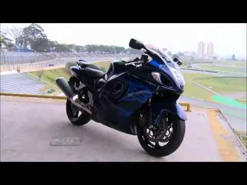 Suzuki Hayabusa - Auto Mais - Moto Mais