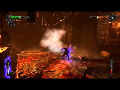Castlevania: Lords of Shadow - Chapter 6 Boss: Evil Butcher