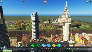 Cities Skylines - Katedra Światła #18