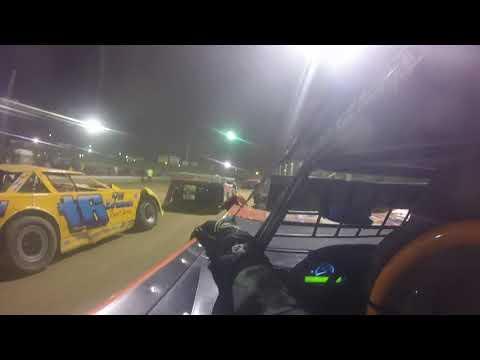 Salty Dog Rick Salter Driver Side View  Belle Clair Speedway 9:8:17