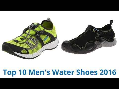 10 Best Men's Water Shoes 2016
