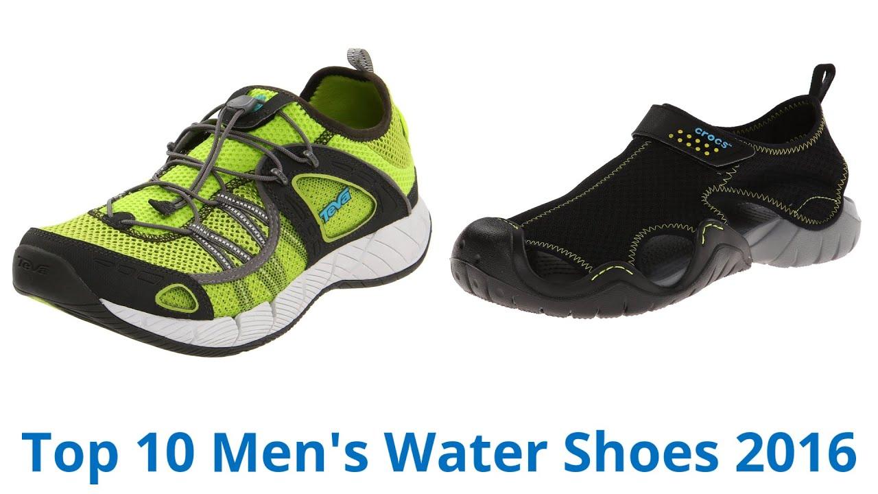 10 Best Men's Water Shoes 2016 - YouTube