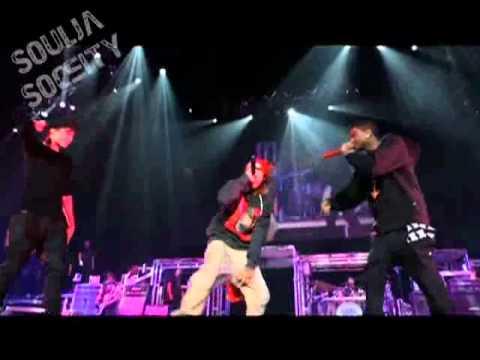 Justin Bieber Soulja Boy Bow Wow Sean Kingston in Atlanta