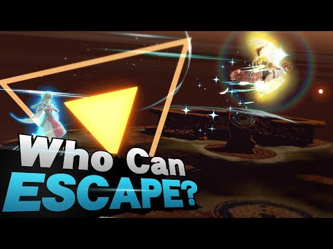 Smash Ultimate - Who Can Escape Zelda's Final Smash? thumbnail